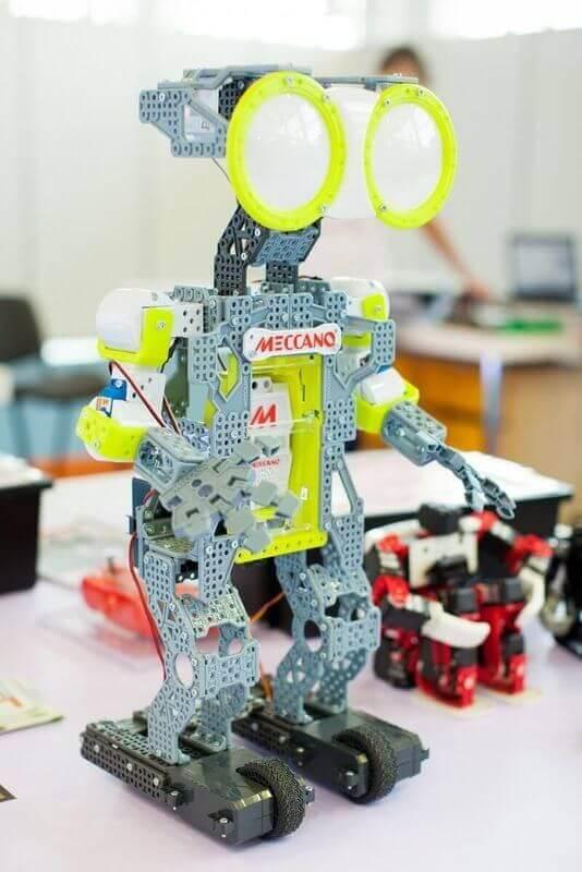 V Международный фестиваль робототехники, программирования и